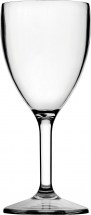 Polycarbonate Glassware Wine 27cl/9oz CE @175ml