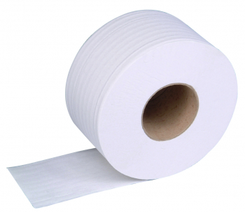 Mini Jumbo Toilet Roll 2Ply