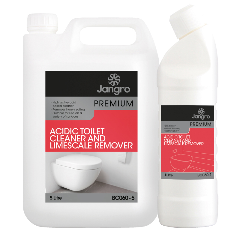 Jangro Acidic Toilet Cleaner