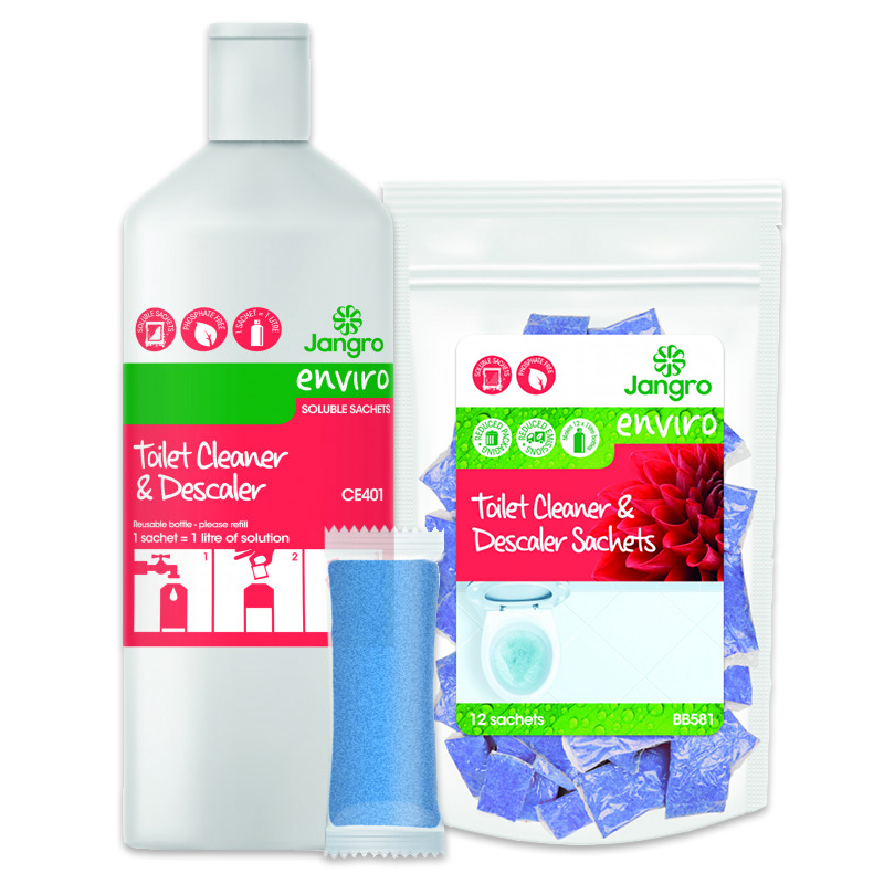 Enviro Toilet Cleaner & Descaler