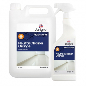 Neutral Orange Cleaner