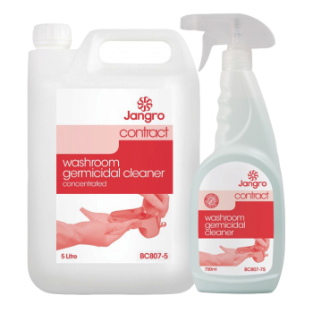 Jangro Contract Germicidal Washroom Cleaner
