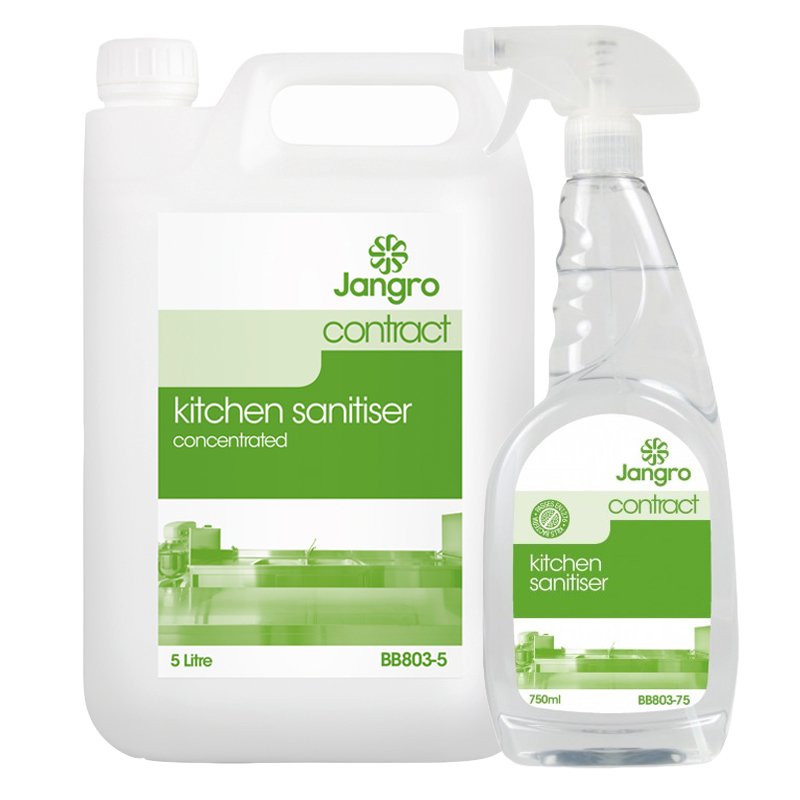 Jangro Contract Kitchen Sanitiser