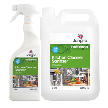 Kitchen Cleaner Sanitiser Odourless