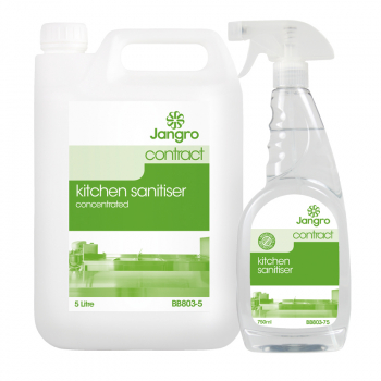 Contract Kitchen Sanitiser Concentrated