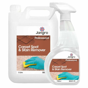 Jangro Carpet Spot and Stain Remover Woolsafe