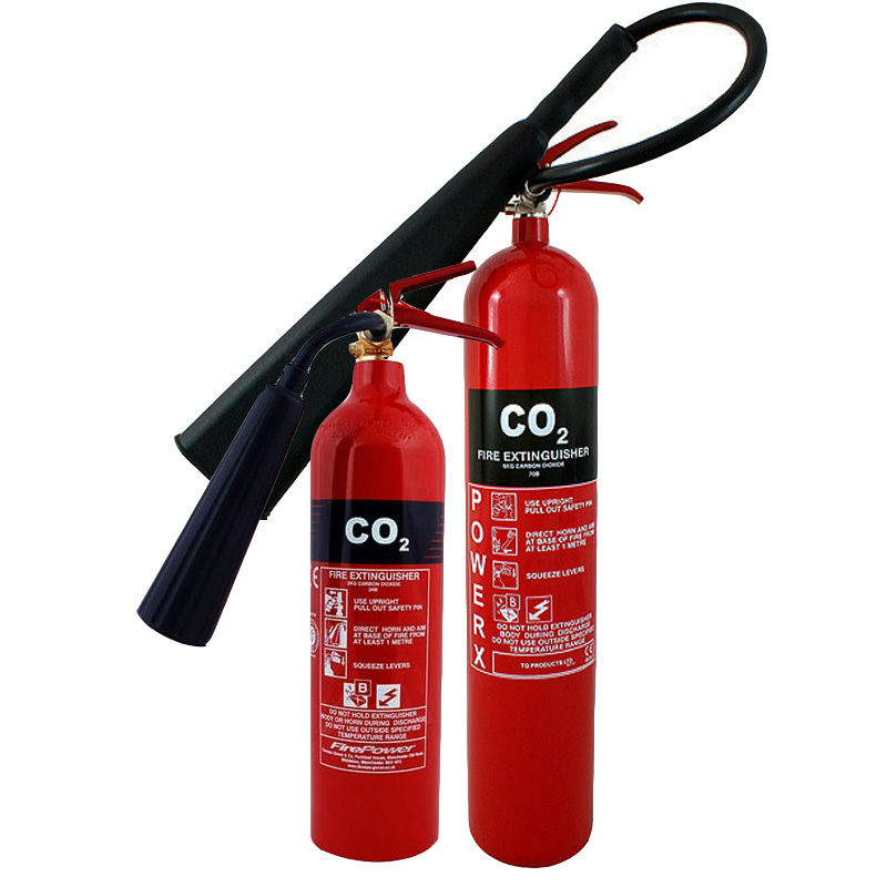 C02 Fire Extinguishers