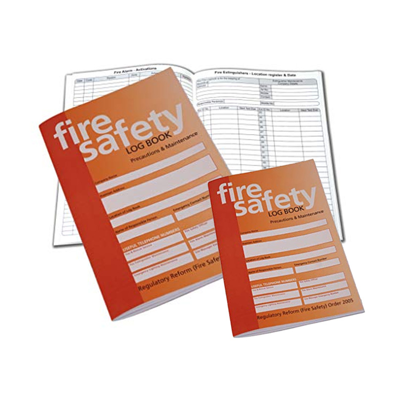 Safety Log Books