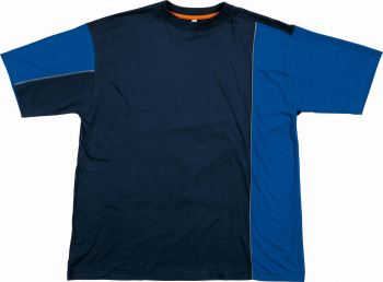 Round Collar T Shirt Two Coloured