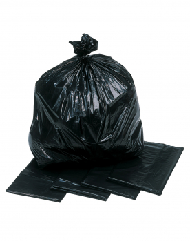 Degradable Black Refuse Sacks