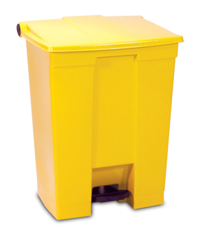 Rubbermaid Step-On Container 68.1Litre