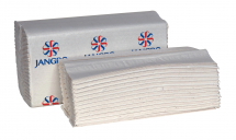 C-fold White Hand Towels 2ply CTNx2400