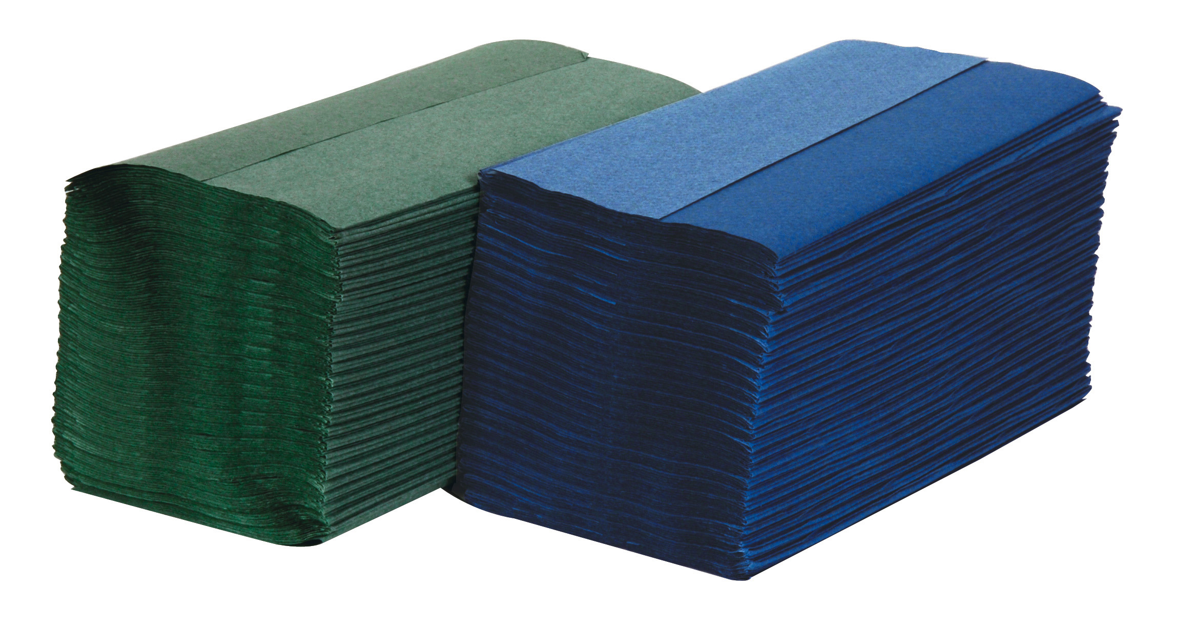 S-Fold Hand Towels 1Ply Blue 4000 per Case