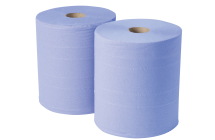 Monster Roll Blue 2ply 2 x 400m