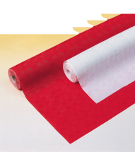 Paper Banqueting Roll White 1.2m x 50M