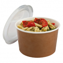 Kraft Multi-food Pot & Lid 470ml/17 fl.oz CTNx500