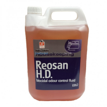 Reosan H.D. Biological Odour Control Fluid 2x5 Litre
