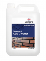 Jangro General Acid Cleaner 5 Litre