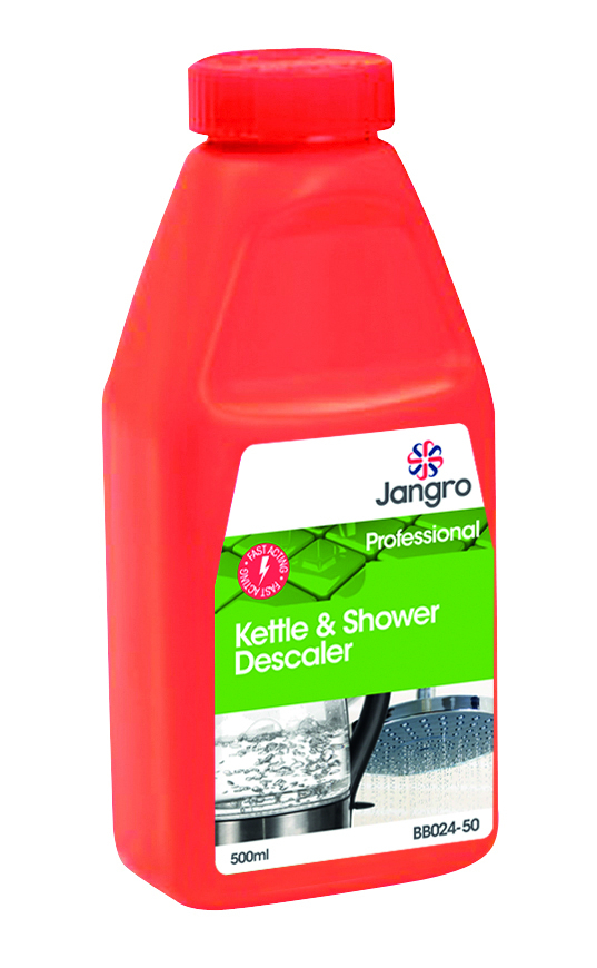 Jangro Kettle & Shower Descaler 500ml