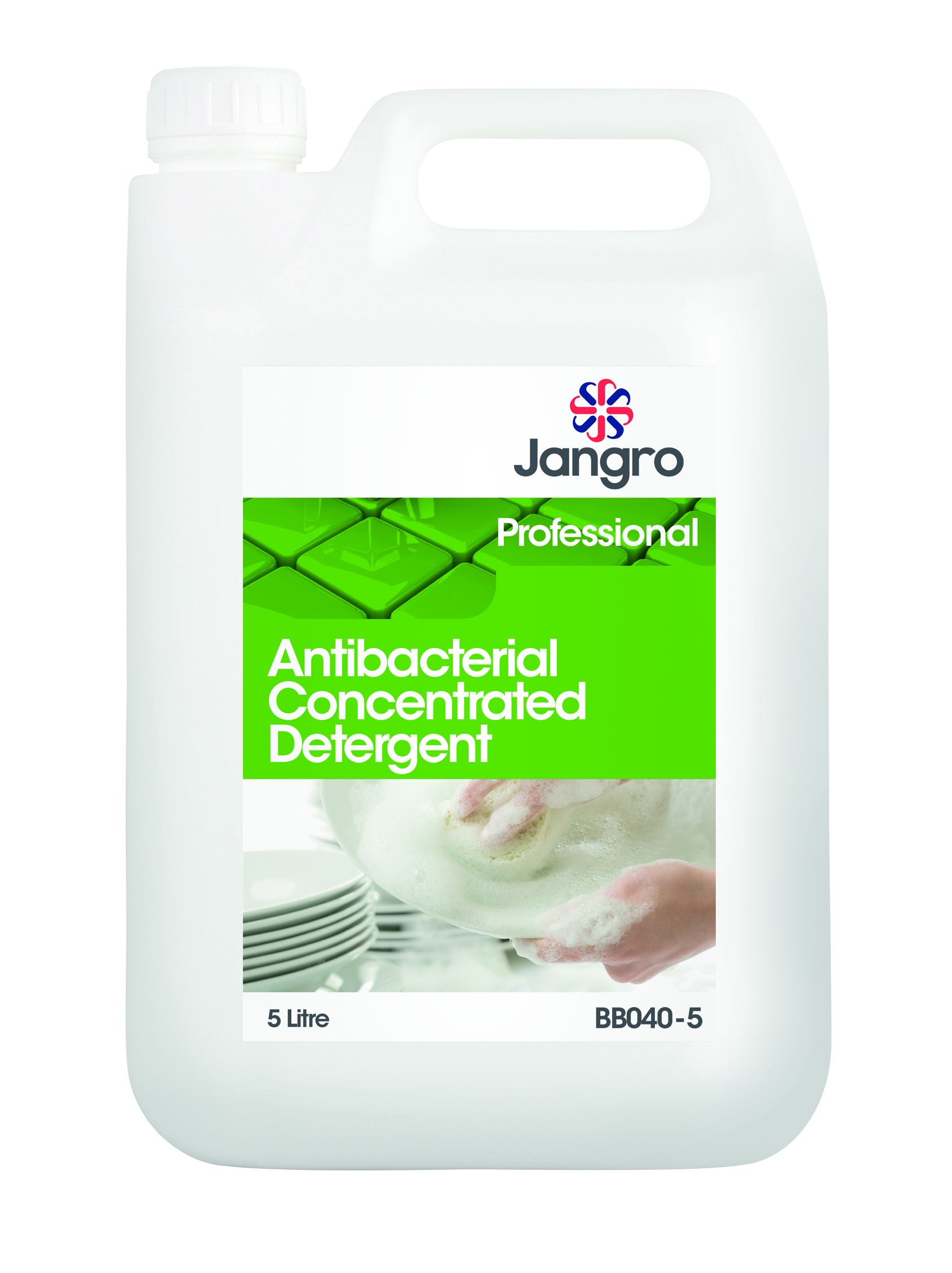 Antibacterial Concentrated Detergent 23% 5 Litre