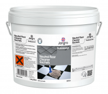 Jangro Neutral Floor Cleaner Sachets Tub of 100
