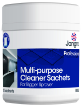 Jangro Multi Purpose Cleaner Sachets for Trigger Sprayer