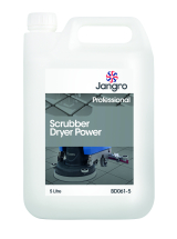 Jangro Scrubber Dryer Solution Power 5 Litre
