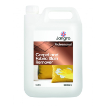 Jangro Carpet and Fabric Stain Remover 5 Litre