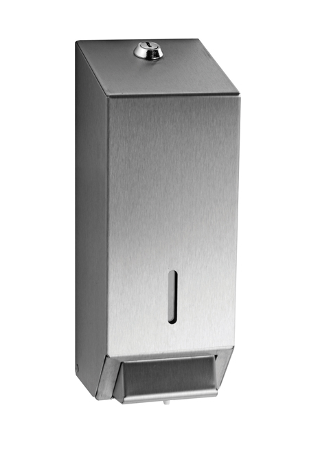 Stainless Steel Bulk Fill Soap Dispenser