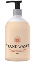 Jangro Grapefruit, Mandarin & Apple Hand Wash 500ml