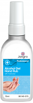 Jangro Alcohol Gel Hand Rub 75ml