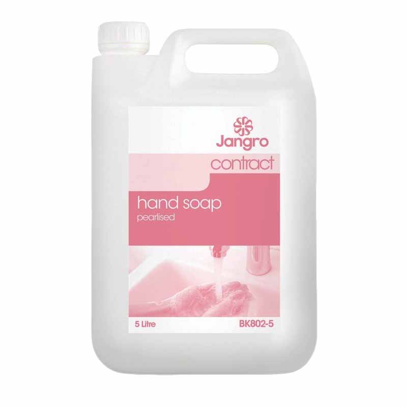 Jangro Contract Pearlised Hand Soap 5Litre