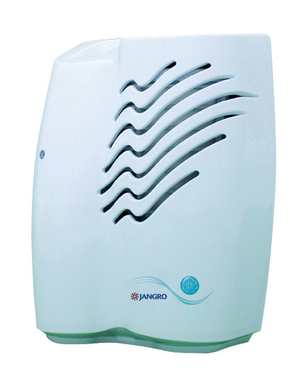 JWS Fan Operated Tcell Dispenser - White