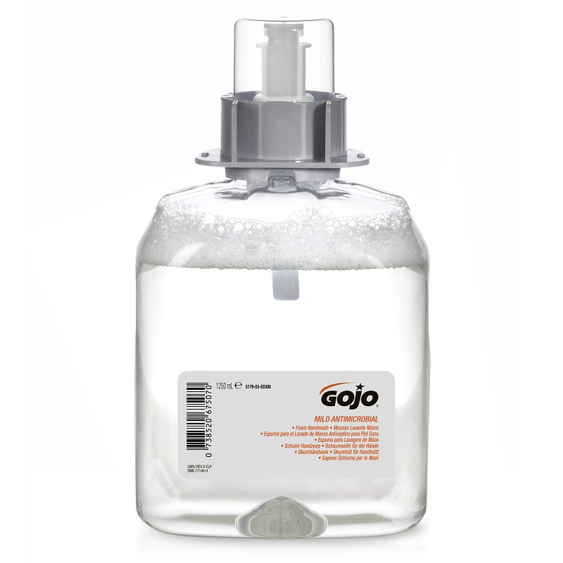 Mild Antimicrobial Hand Wash 1250ml