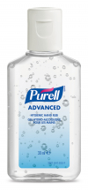 Purell Advanced Hygienic Hand Rub 30ml Pump