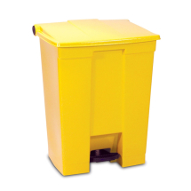 Step-on Bin 68.1 Litre Yellow
