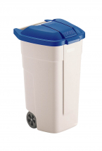 Lid for Mobile Wheelie Waste Container Blue