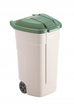 Lid for Mobile Wheelie Waste Container Green