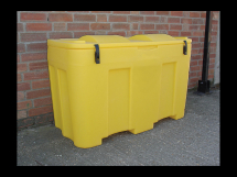 Grit or Salt Bin 400 kg 480 ltr Capacity