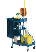 Port a Cart Cleaners Trolley 103x46x94cm