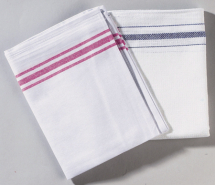 Cotton Tea Towels White Packs of 10