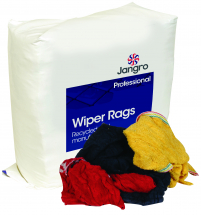 Jangro Silver Label Wipers 10Kg
