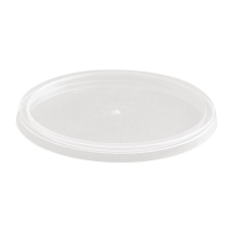 Fiesta Portion Pot Clear Lid CTNx100
