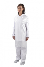 Roll of Plastic Aprons 27x46inch - White CTNx1000