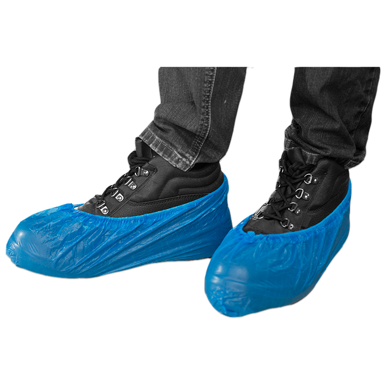 Disposable shoe covers 16inch Pack of 100
