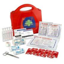 Emergency Burn Kit - 10 Person