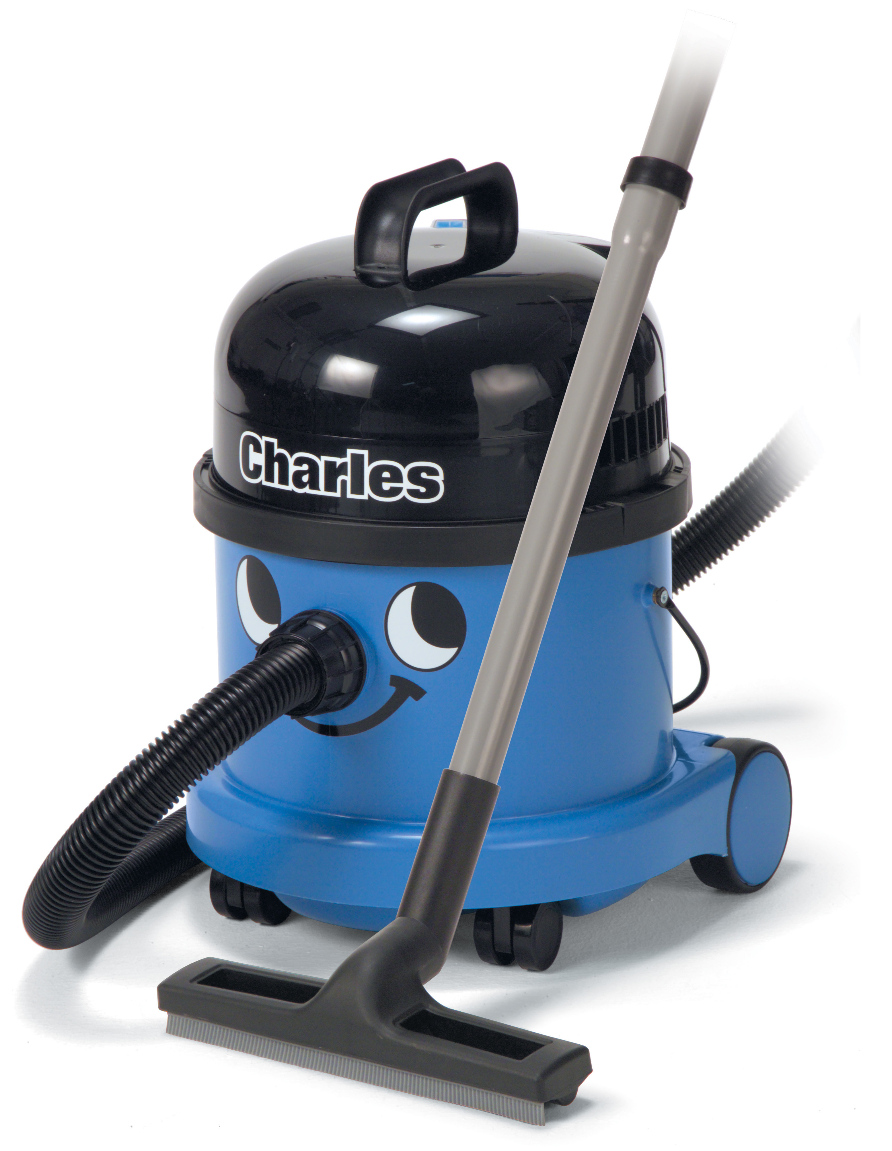 Charles Wet and Dry Vac includes kit