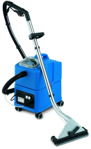 HPX14 Compact Extraction Carpet Machine 14 litre Blue and Red