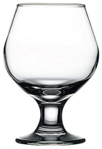 Capri Brandy Glass 9oz/26.5cl P44741 CTNx12