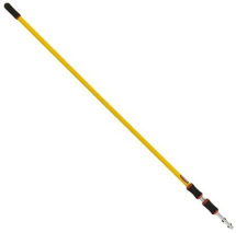 Rubbermaid Large Extension Pole Yellow 182.9 - 548.6cm